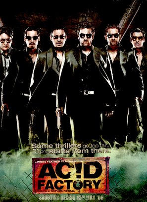 Acid Factory - Indian Movie Poster (thumbnail)