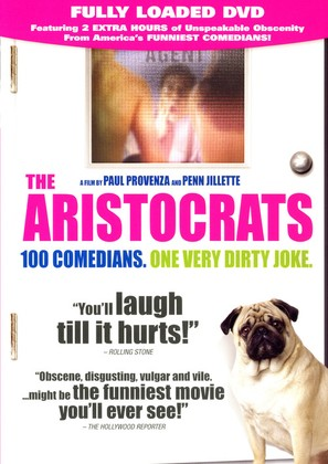 The Aristocrats - poster (thumbnail)