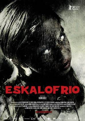 Eskalofrío - Spanish Movie Poster (thumbnail)