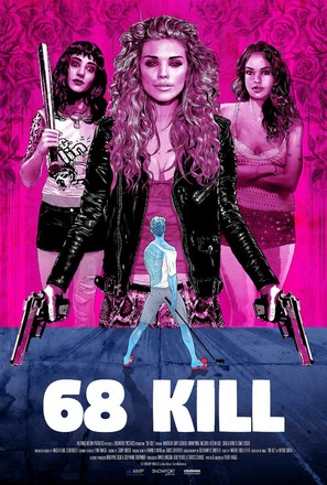68 Kill - Movie Poster (thumbnail)