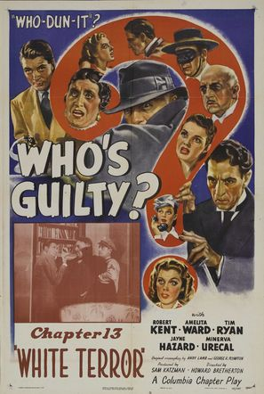 Who's Guilty? - Movie Poster (thumbnail)