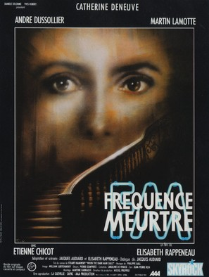 Frequent Death - French Movie Poster (thumbnail)
