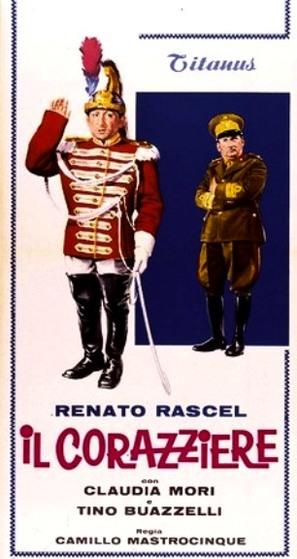 Il corazziere - Italian Movie Poster (thumbnail)