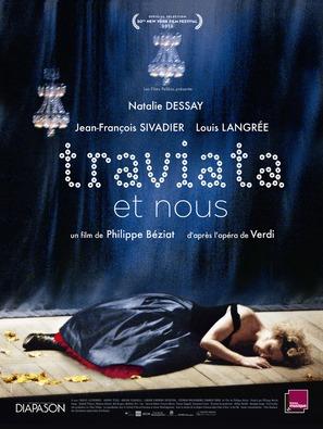 Traviata et nous - French Movie Poster (thumbnail)