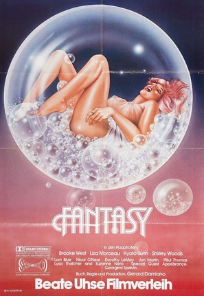 Fantasy - German Movie Poster (thumbnail)