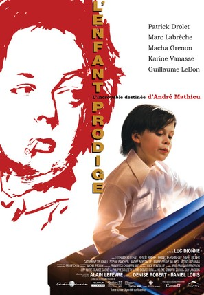 L'enfant prodige - Canadian Movie Poster (thumbnail)