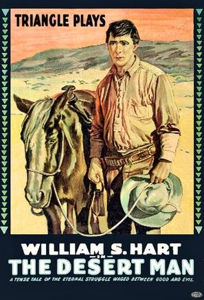 The Desert Man - Movie Poster (thumbnail)