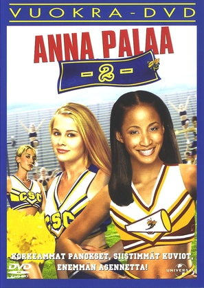 Bring It On 2 - Finnish DVD cover (thumbnail)