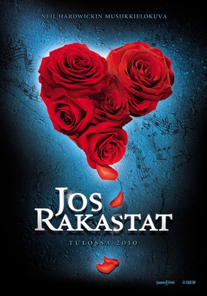 Jos rakastat - Finnish Movie Poster (thumbnail)