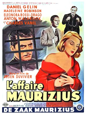 Affaire Maurizius, L'