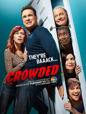 """Crowded"" - Movie Poster (thumbnail)"