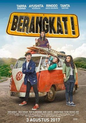 Berangkat! - Indonesian Movie Poster (thumbnail)