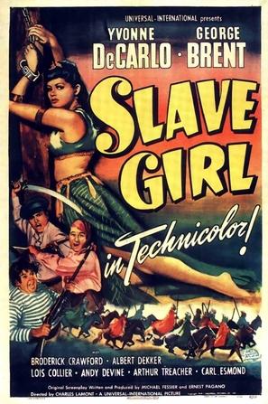 Slave Girl - Movie Poster (thumbnail)