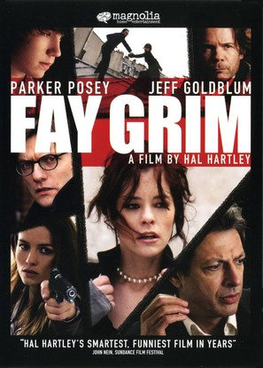 Fay Grim - DVD movie cover (thumbnail)