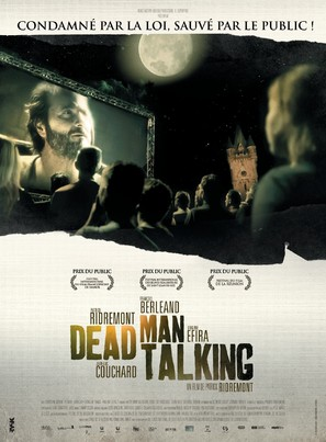 Dead Man Talking - Belgian Movie Poster (thumbnail)