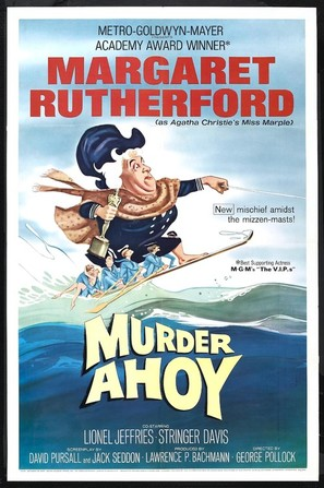 Murder Ahoy - Movie Poster (thumbnail)