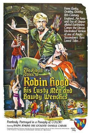 The Ribald Tales of Robin Hood - Movie Poster (thumbnail)