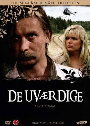 Arvottomat - Danish Movie Cover (thumbnail)