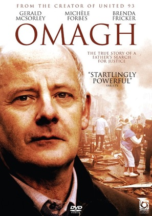 Omagh - British DVD cover (thumbnail)