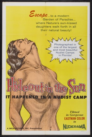 Hideout in the Sun - Movie Poster (thumbnail)