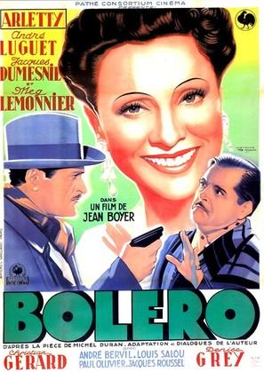 Boléro - French Movie Poster (thumbnail)