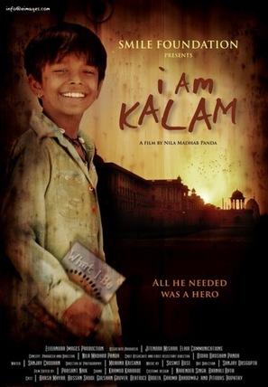 I Am Kalam - Indian Movie Poster (thumbnail)