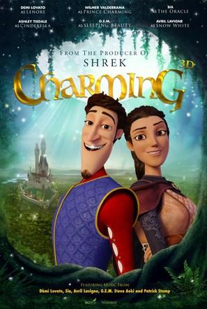 Charming - Movie Poster (thumbnail)