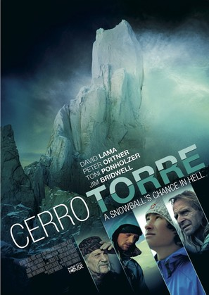 Cerro Torre: A Snowball's Chance in Hell - Austrian Movie Poster (thumbnail)