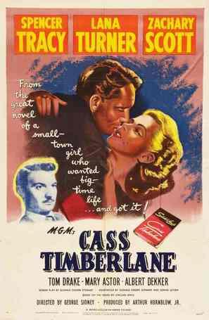 Cass Timberlane - Movie Poster (thumbnail)