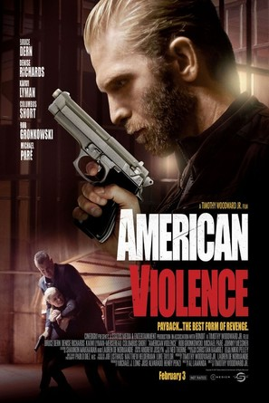 American Violence - Movie Poster (thumbnail)