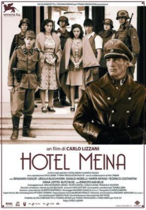 Hotel Meina - Italian poster (thumbnail)
