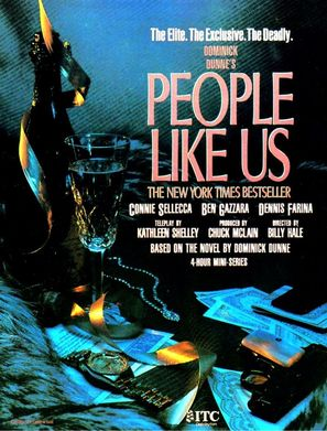 People Like Us - Movie Poster (thumbnail)