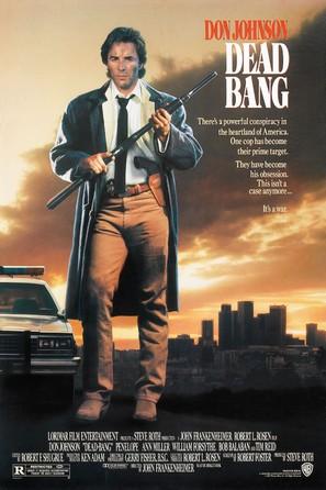 Dead Bang - Movie Poster (thumbnail)