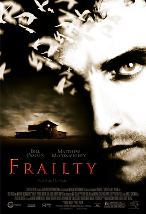 Frailty - Movie Poster (thumbnail)