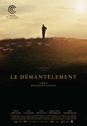 Le Démantèlement - Canadian Movie Poster (thumbnail)