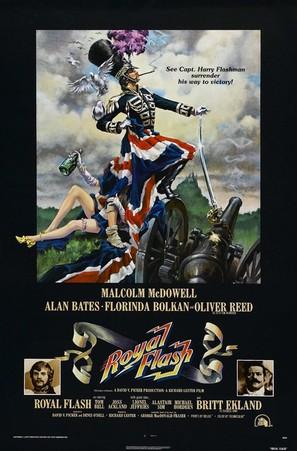 Royal Flash - Movie Poster (thumbnail)