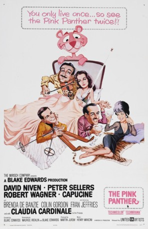 The Pink Panther - Movie Poster (thumbnail)