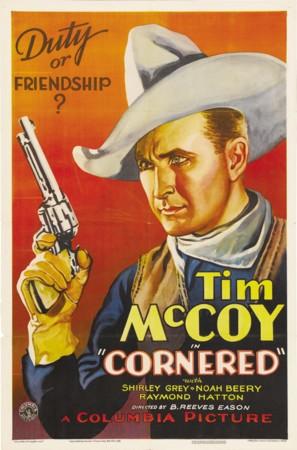 Cornered - Movie Poster (thumbnail)