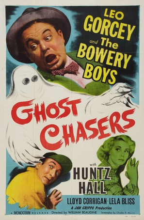 Ghost Chasers - Movie Poster (thumbnail)
