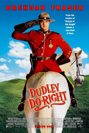 Dudley Do-Right - Movie Poster (thumbnail)