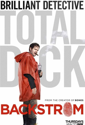 """Backstrom"" - Movie Poster (thumbnail)"