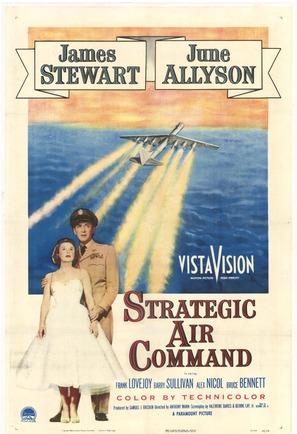 Strategic Air Command - Movie Poster (thumbnail)
