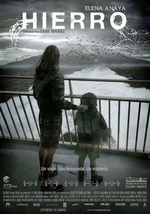 Hierro - Spanish Movie Poster (thumbnail)