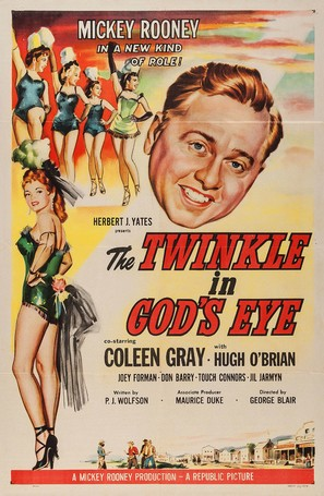 The Twinkle in God's Eye - Movie Poster (thumbnail)