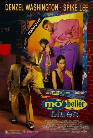 Mo Better Blues - Movie Poster (thumbnail)