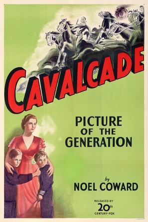 Cavalcade - Movie Poster (thumbnail)