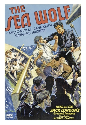 The Sea Wolf - Movie Poster (thumbnail)