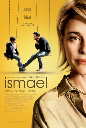 Ismael - Spanish Movie Poster (thumbnail)