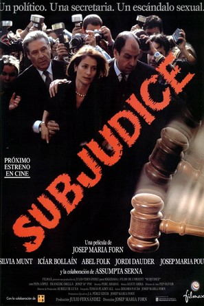 Subjúdice - Spanish Movie Poster (thumbnail)
