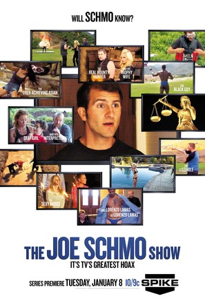 """The Joe Schmo Show"" - Movie Poster (thumbnail)"